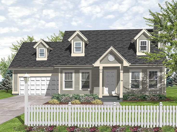 Plan 016H-0020 - Find Unique House Plans, Home Plans and Floor ...